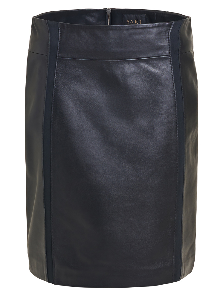Gracie Skirt Black